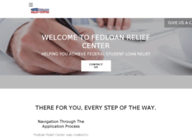 fedloanreliefcenter.org