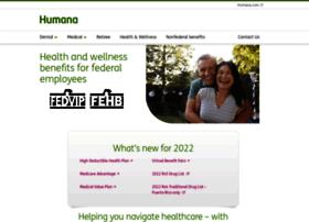 feds.humana.com