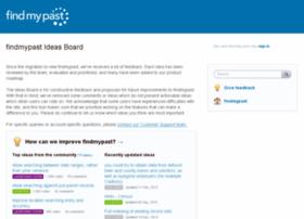 feedback.findmypast.co.uk