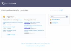 feedback.loyaltylion.com