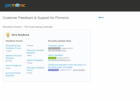 feedback.picmonic.com