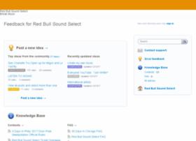 feedback.redbullsoundselect.com