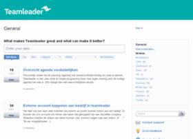 feedback.teamleader.be