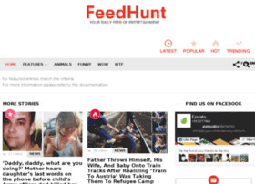 feedhunt.com
