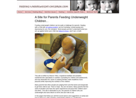 feeding-underweight-children.com