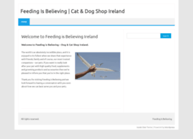 feedingisbelieving.com