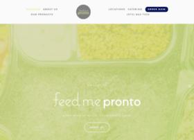 feedmepronto.com