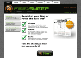 feedsweep.com