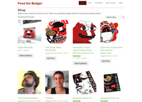 feedthebadger.com