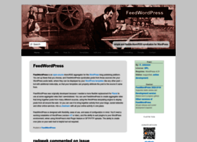 feedwordpress.radgeek.com