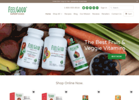 feelgoodsuperfoods.com
