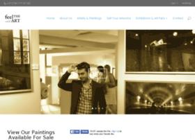 feeltheart-gallery.com