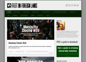 feetonforeignlands.com