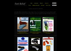 feetrelief.com