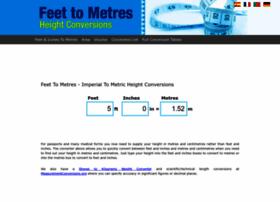 feettometres.com