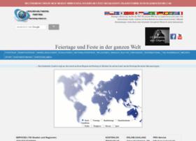 feiertage-weltweit.com