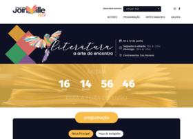 feiradolivrojoinville.com.br