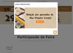 feiranacionaldeartesanato.com.br