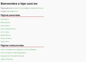fejer.ucol.mx