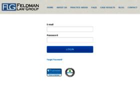 feldmanlawgroup.mycase.com