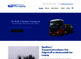 felgentreff-transporte.de