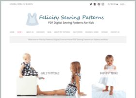 felicitysewingpatterns.com