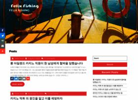 felixfishing.com