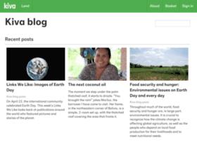 fellowsblog.kiva.org