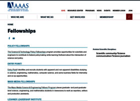 fellowships.aaas.org
