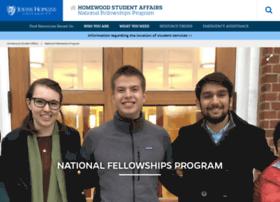 fellowships.jhu.edu
