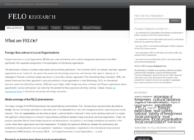 feloresearch.info