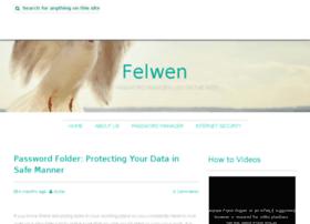 felwen.com