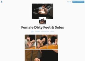 femaledirtyfeet.tumblr.com