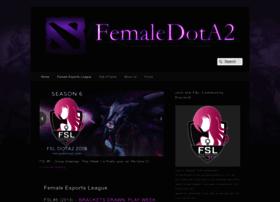 femaledota2.com