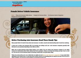 femaledriverinsurance.angelfire.com