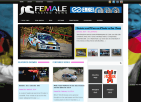 femaleracingnews.com
