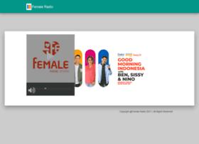 femaleradio.co.id