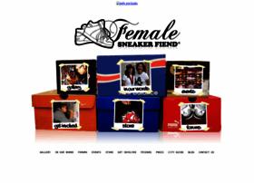 femalesneakerfiend.com
