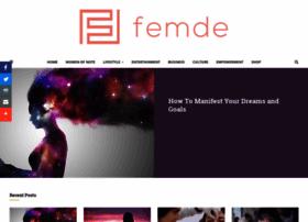 femde.com