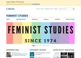 feministstudies.ucsc.edu