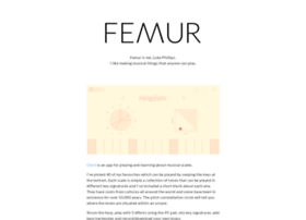 femurdesign.com