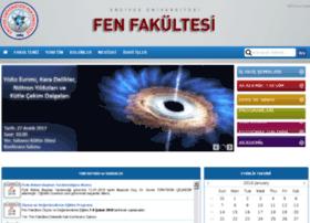fen.erciyes.edu.tr
