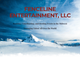 fencelineentertainment.com