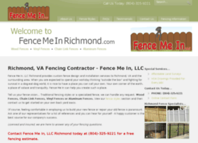 fencemeinrichmond.com