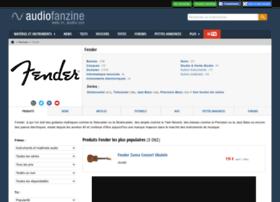 fender.audiofanzine.com