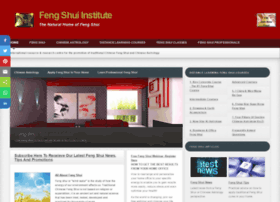 feng-shui-institute.org