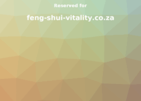 feng-shui-vitality.co.za