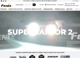 fenixvalaisimet.fi