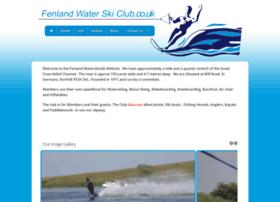 fenlandwaterskiclub.co.uk