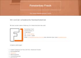 fensterbau-frech.de